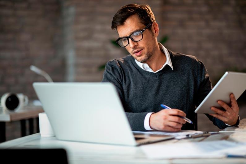 Obligaciones como retenedor para empresarios individuales y profesionales